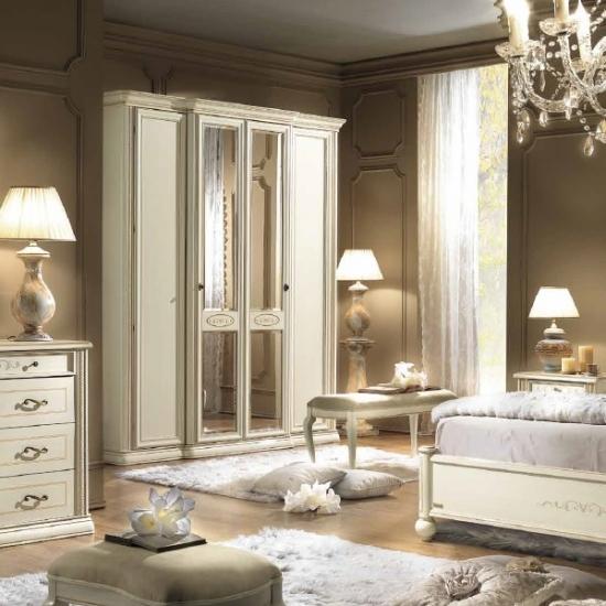 Szobabútorok / Klasszikus bútorok / Olasz klasszikus hálószoba ...