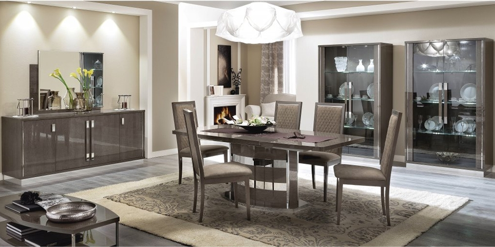 Szobabútorok / Modern bútorok / Olasz modern ebédlő bútorok ...