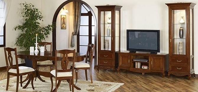 Klasszikus lakberendezési ötletek, nappali, étkező, hálószoba ...